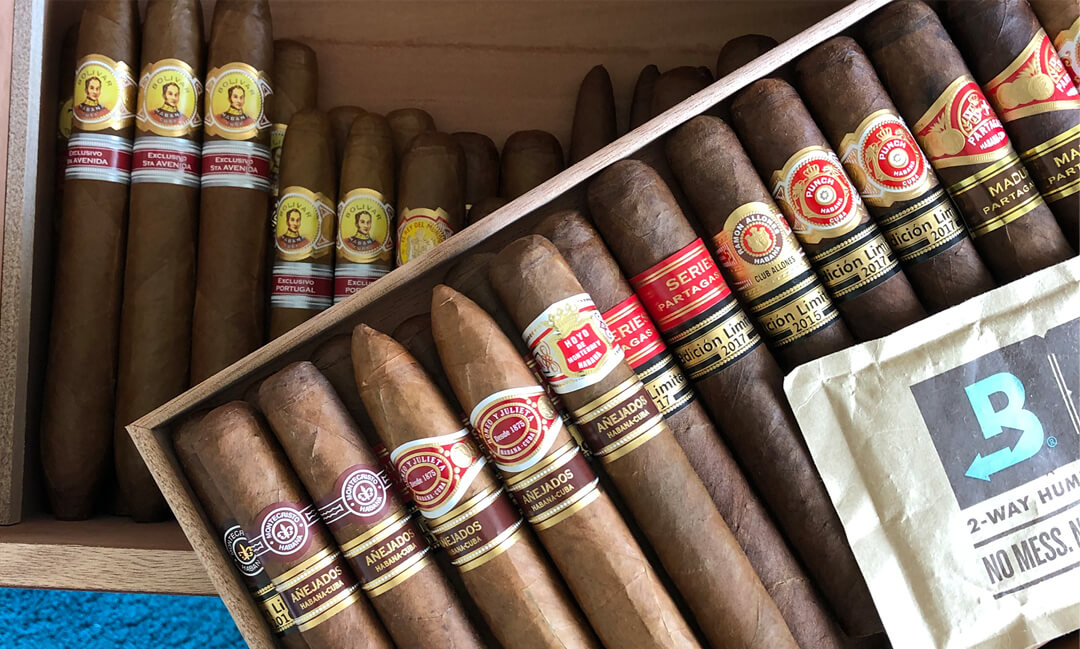 Cigars 101 - A Guide to Better Cigar Storage