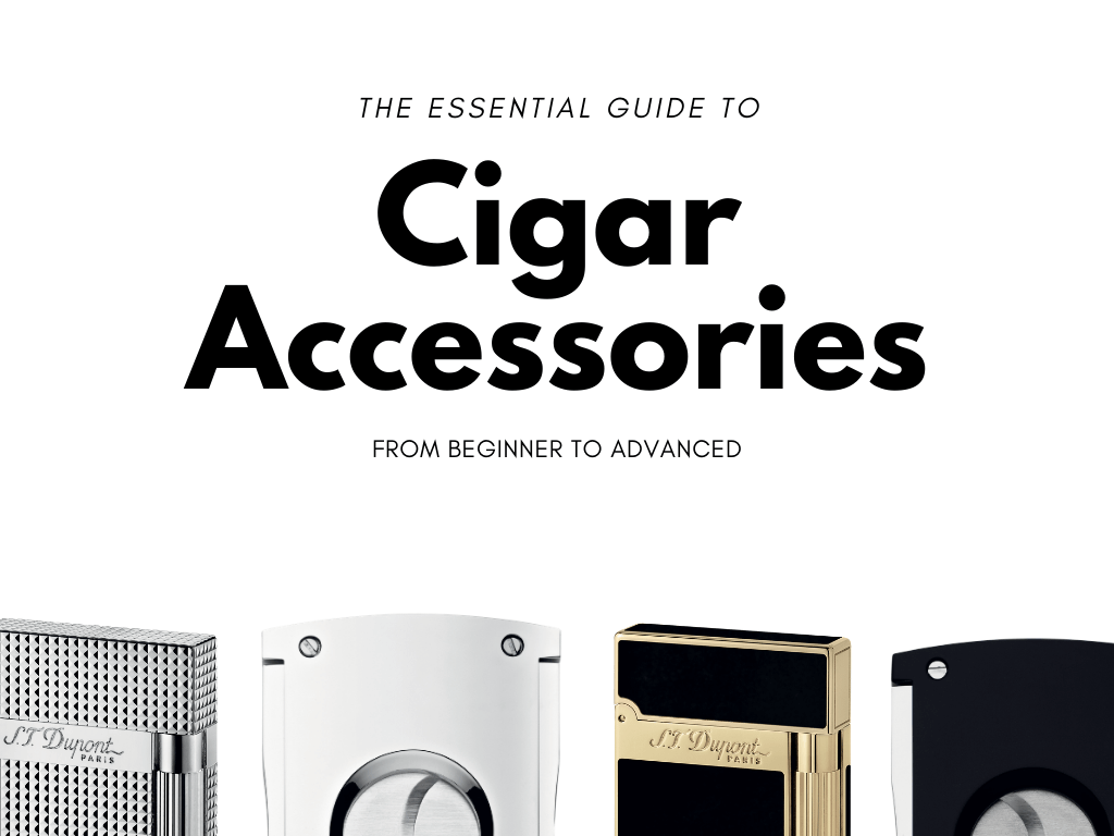 The Essential Guide to Cigar Accessories