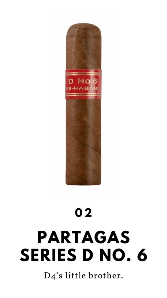 Partagas Series D No. 6