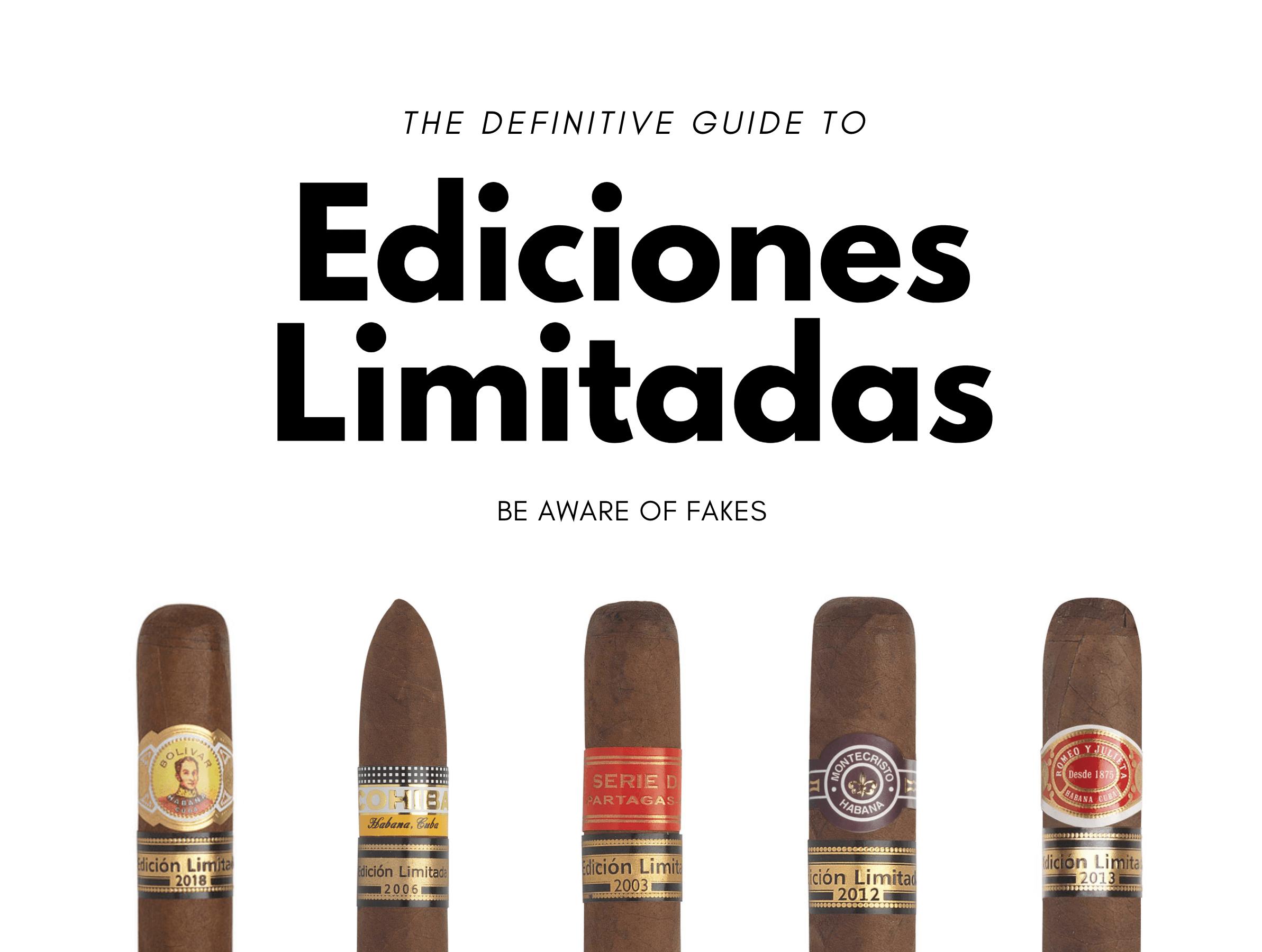 The Definitive Guide to Ediciones Limitadas