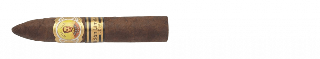 2009 This was the first year that a Limited Edition from Bolivar was introduced in the market. Bolivar Petit Belicosos EL 2009
