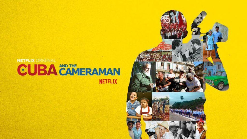 Cuba and the Camera Man