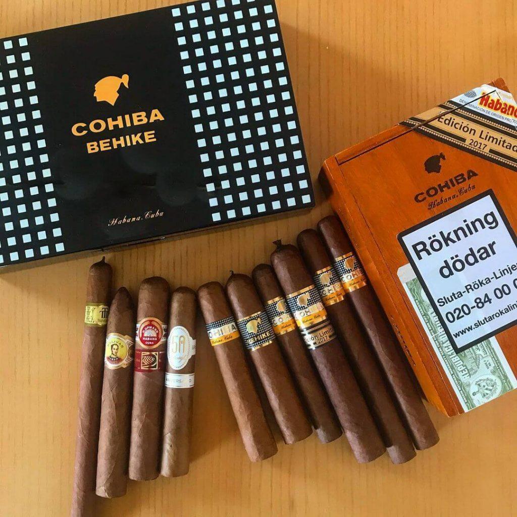Cohiba Collection