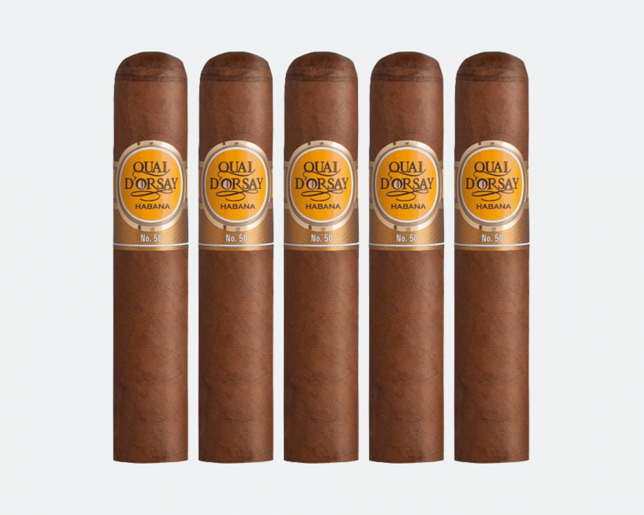 Quai D'Orsay No. 50 Pack of 5